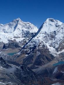 Die 10 höchsten Berge der Welt