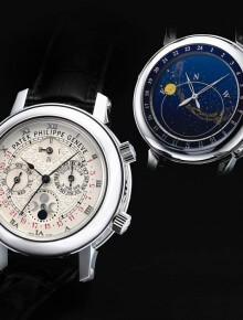 Die 10 teuersten Uhren der Welt