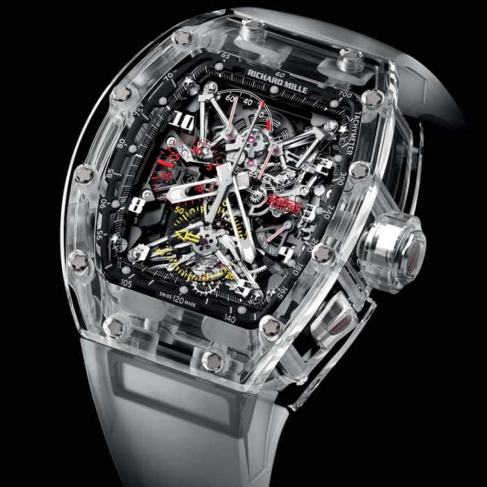 Richard Mille Tourbillon Split Seconds Competition Chronograph