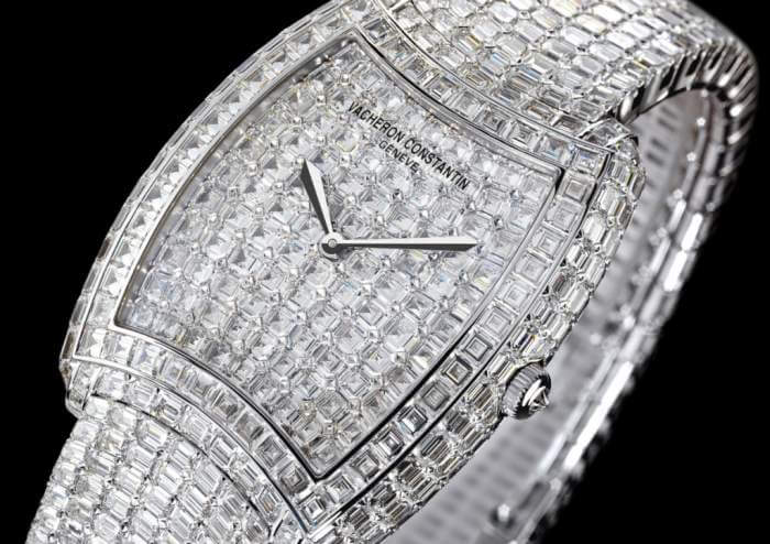 Vacheron Constantin Malte Tourbillon Regulateur Haute Joaillerie