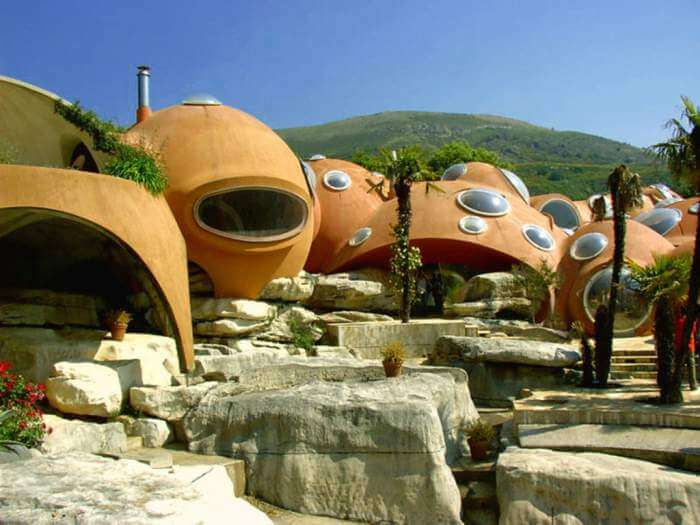 Bubble House in Tourrettes sur Loup