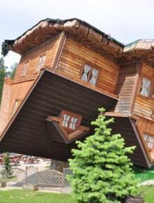 Die 10 verrücktesten Wohnhäuser der Welt