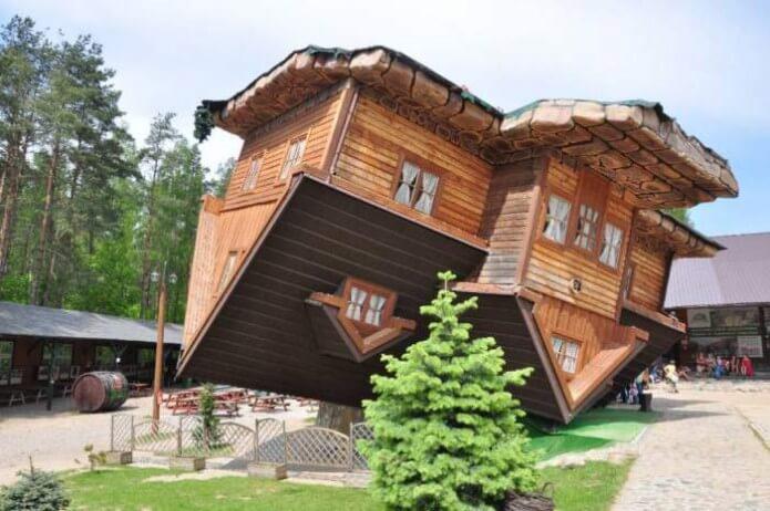 Verrückte Häuser