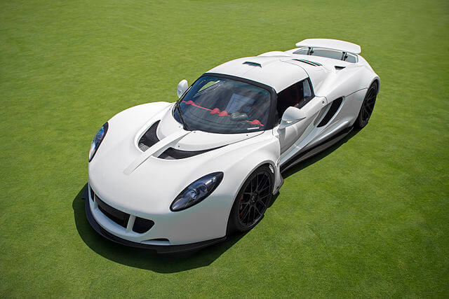 By Axion23 - Hennessey Venom GT, CC BY 2.0, Link