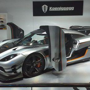 Die 10 teuersten Autos der Welt