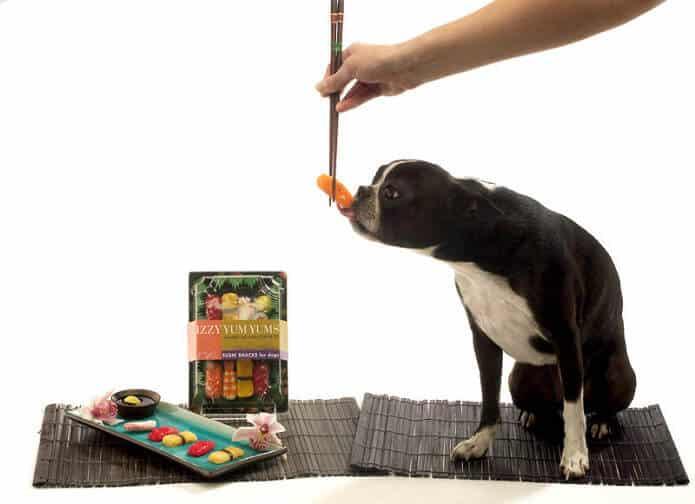 Sushi für Hunde