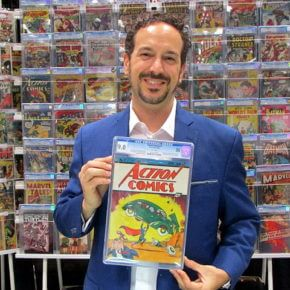 Die 10 teuersten Comics der Welt