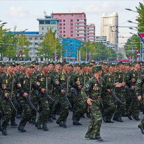 Die 10 größten Armeen der Welt