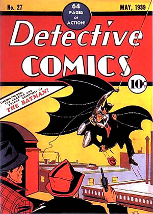 "By ""Detective Comics #27"" at The Grand Comics Database. Retrieved December 19, 2004., Fair use, Link"