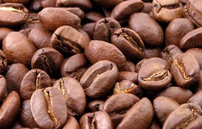 Kaffee und die Börse