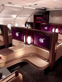Die 10 luxuriösesten Airlines der Welt