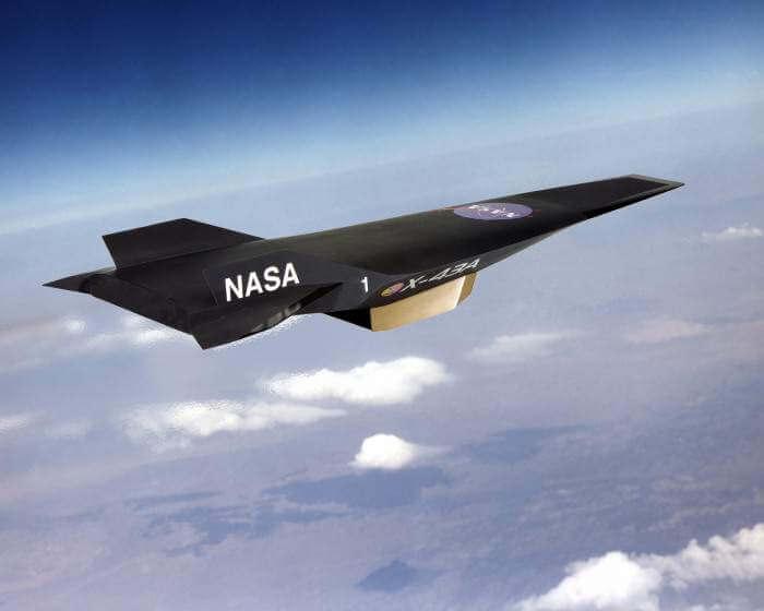 Boeing X-43