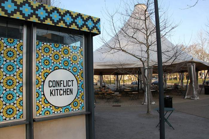 Conflict Kitchen Pittsburgh