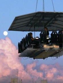 Die 10 verrücktesten Restaurants der Welt