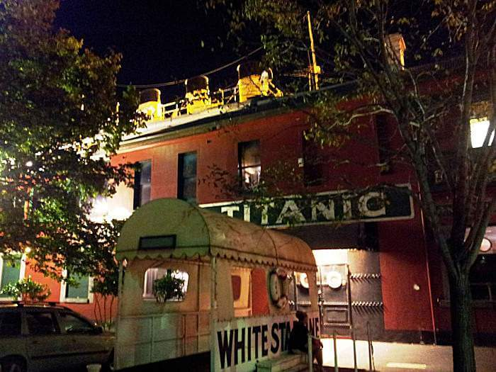 Titanic Theatre Restaurant Williamstown