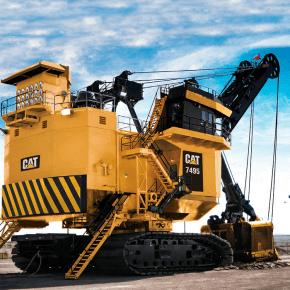 Die 10 größten Baumaschinen der Welt