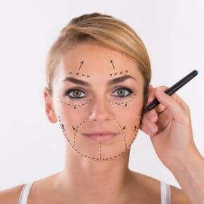 Die 10 beliebtesten Schönheitsoperationen