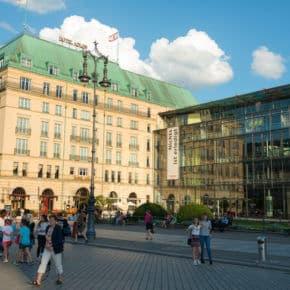 Die beliebtesten zehn Fünfsternehotels in Deutschland
