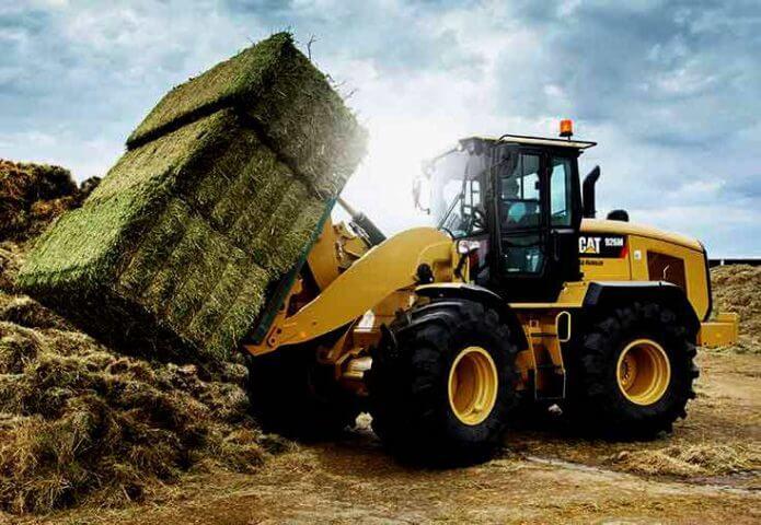 Caterpillar Inc. verbesserte Radlader der M-Serie