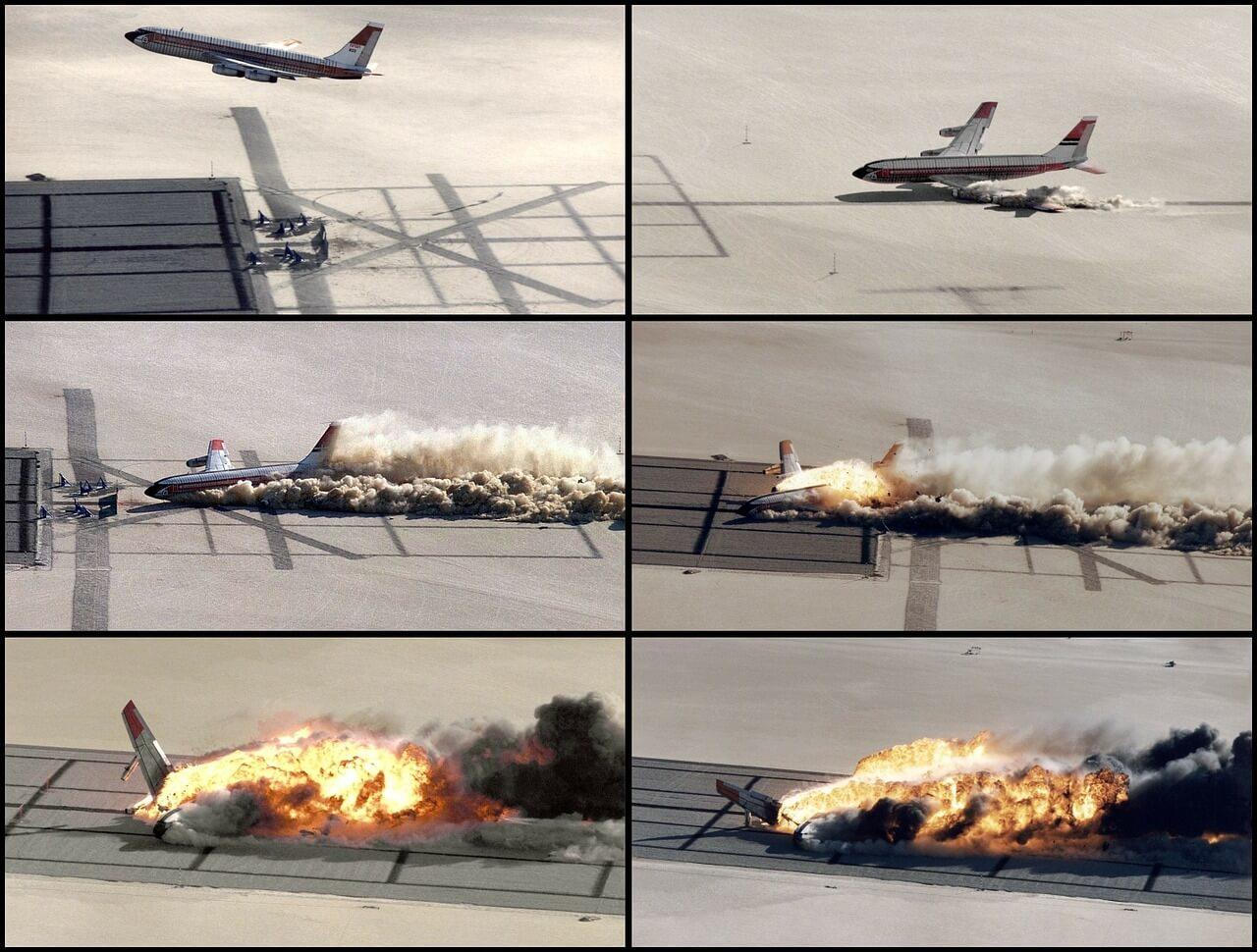 Die 10 größten Flugzeugkatastrophen der Welt