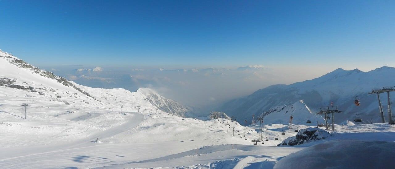 Die 10 größten Skigebiete der Welt
