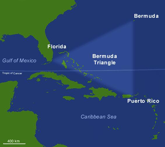 Das Bermudadreieck