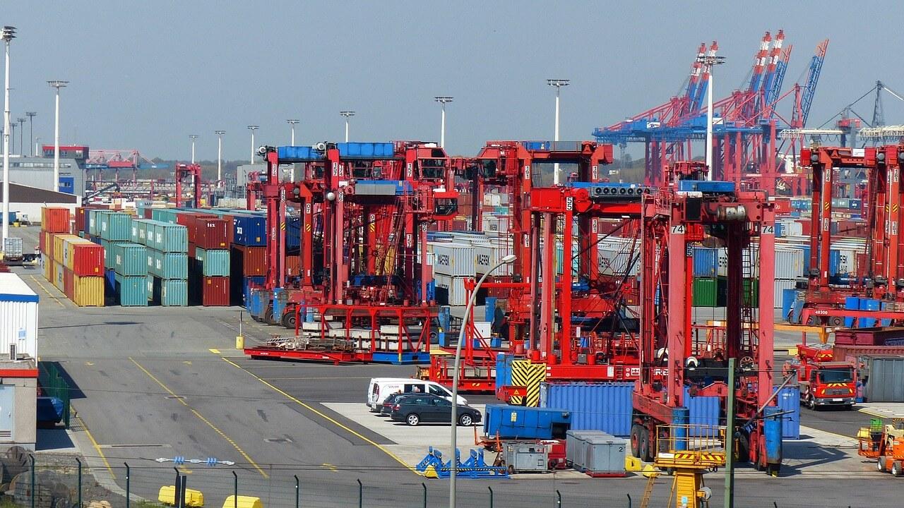 Die 10 größten Häfen der Welt