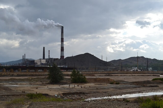 Luftverschmutzung