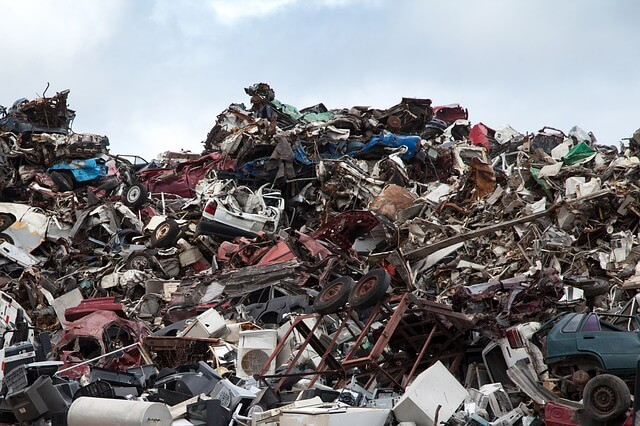 Müll, Deponie