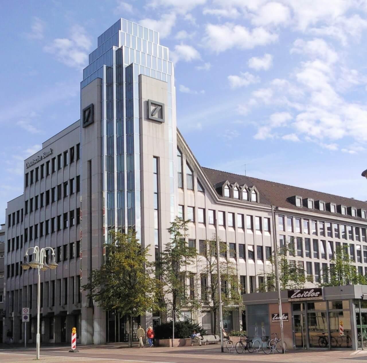 Die 10 größten Banken der Welt