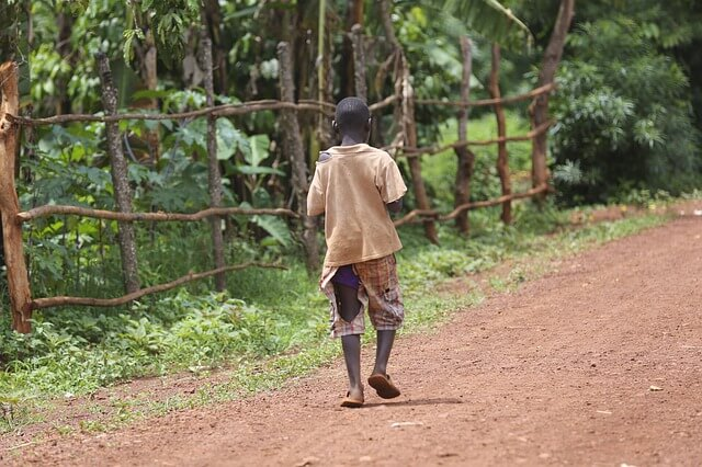 Hunger, Afrika