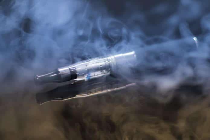 E-Zigarette, Bild: CC0