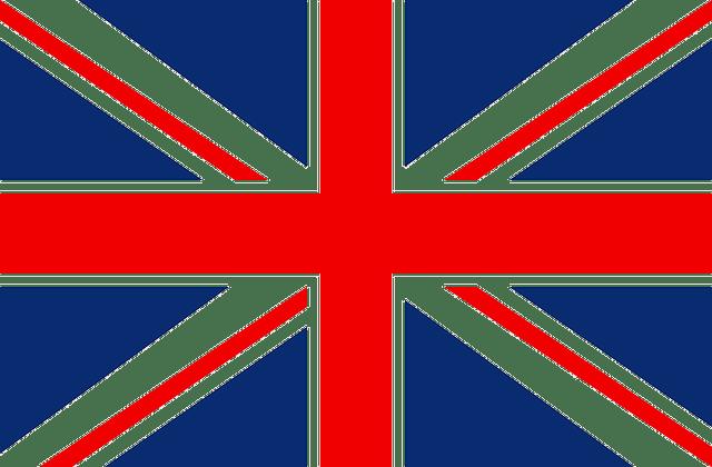 Flagge, Grossbritannien
