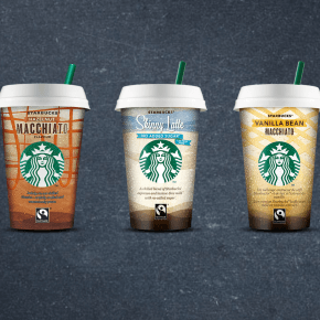 Neu im Kühlregal: Starbucks Vanilla Bean Macciato und Skinny Latte [Sponsored Post]