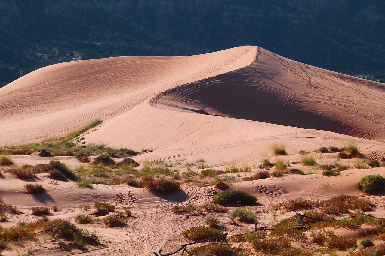 Die 10 größten Wüsten der Welt