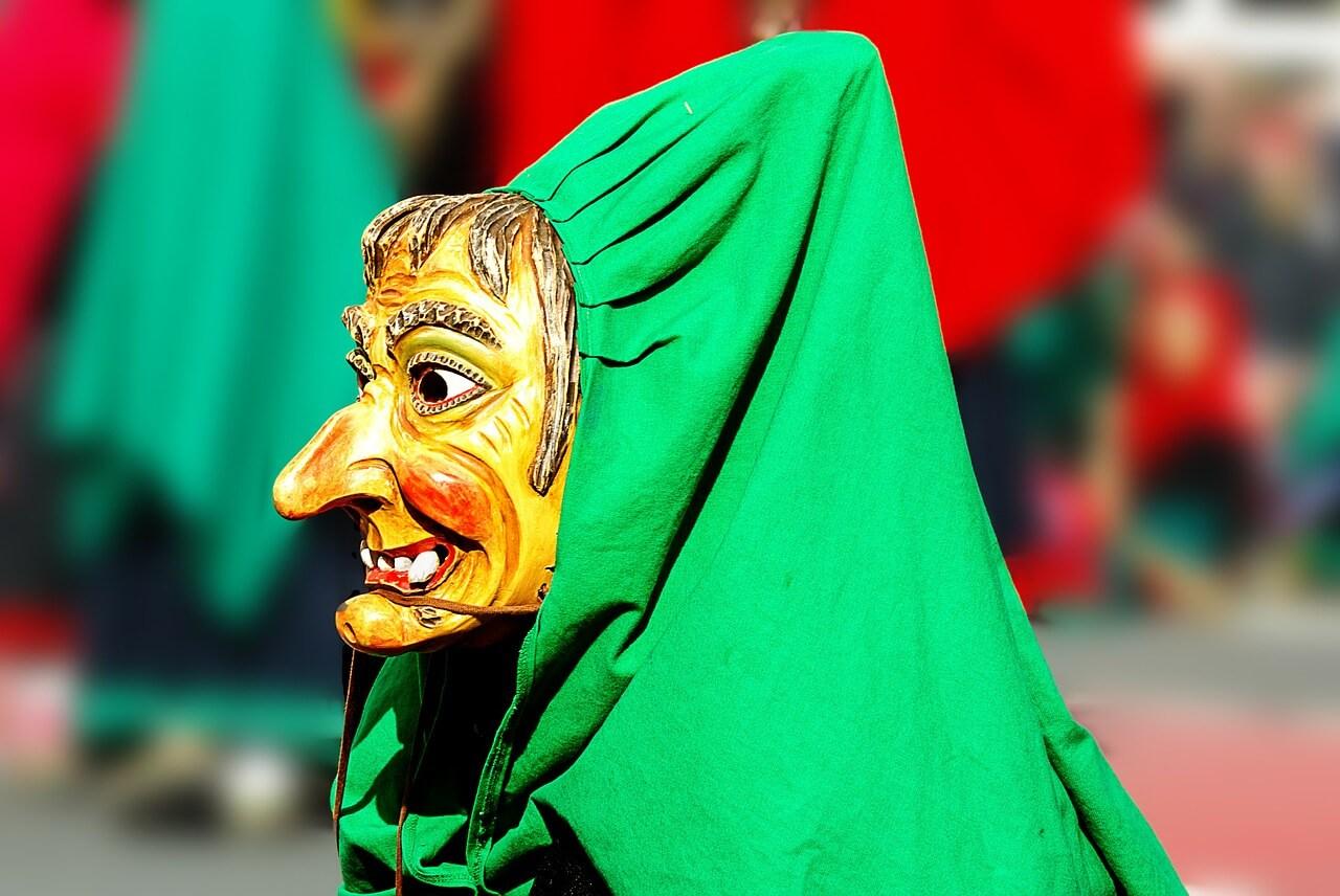 Die 10 beliebtesten Faschings-Kostüme