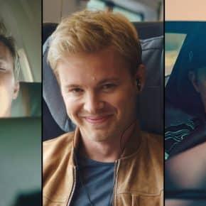 Bahn vs. Flugzeug vs. Auto: Nico gewinnt immer [Sponsored Video]