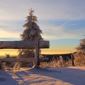 Winterurlaub im Erzgebirge – die Top 10 Wanderrouten
