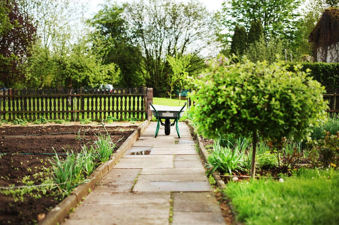 10 Tipps zur Kleingarten-Gestaltung