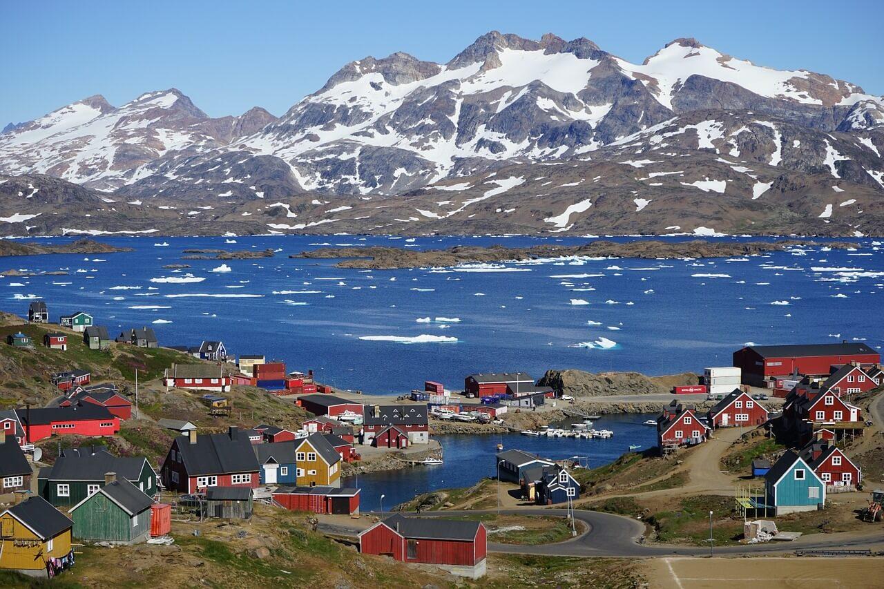 Die 10 größten Inseln der Welt