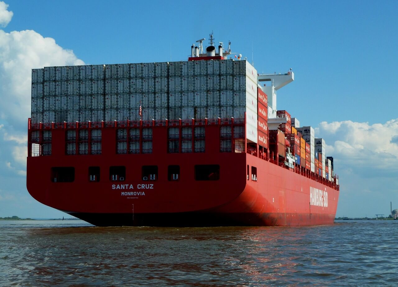 Die 10 größten Schiffe der Welt