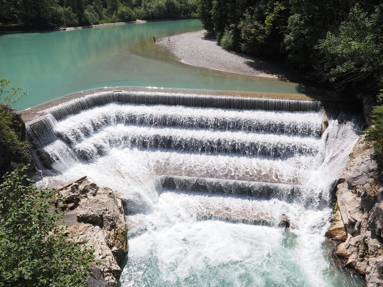 Die 10 größten Wasserkraftwerke der Welt