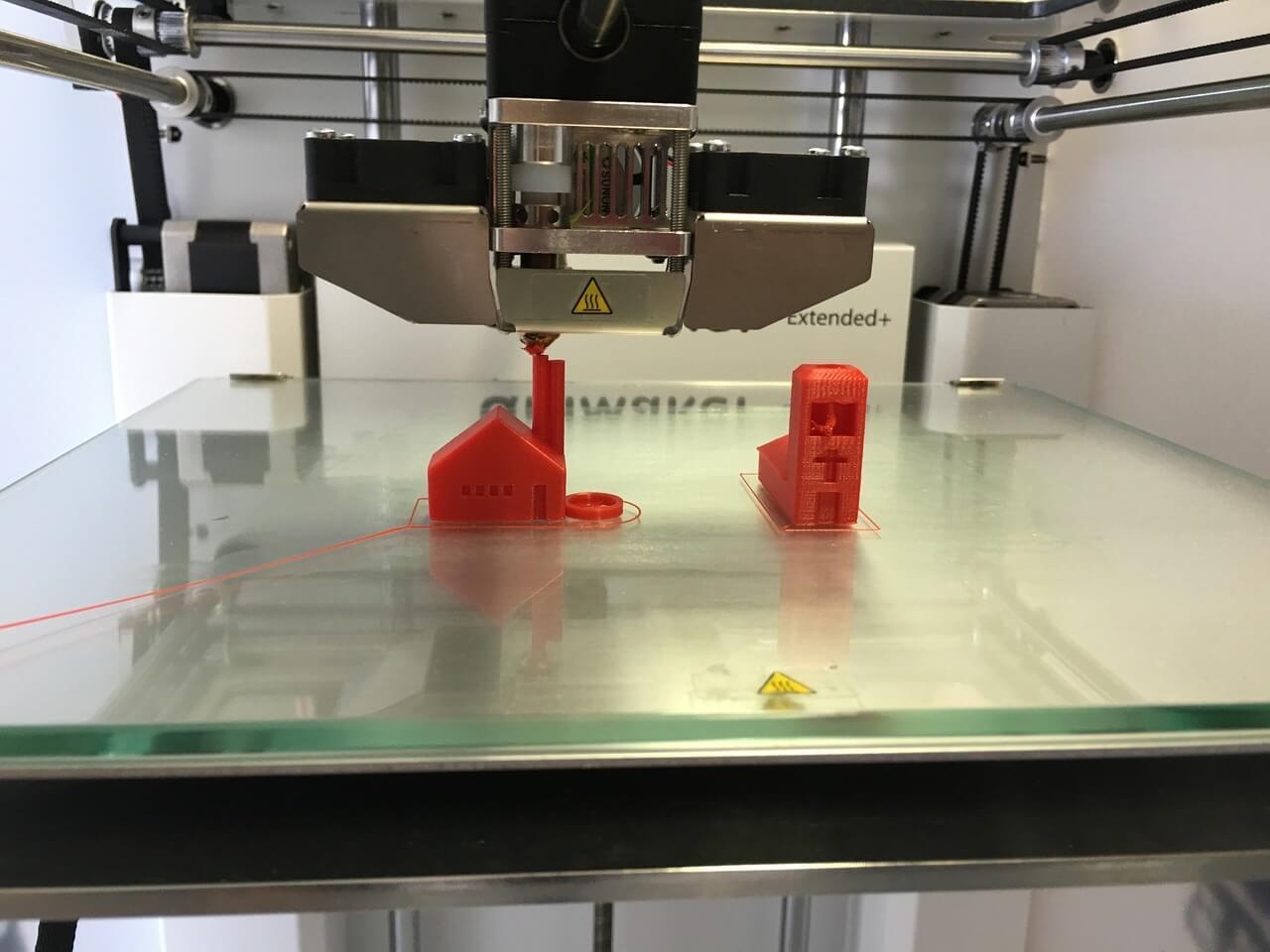 Die 10 größten 3D-Drucker der Welt