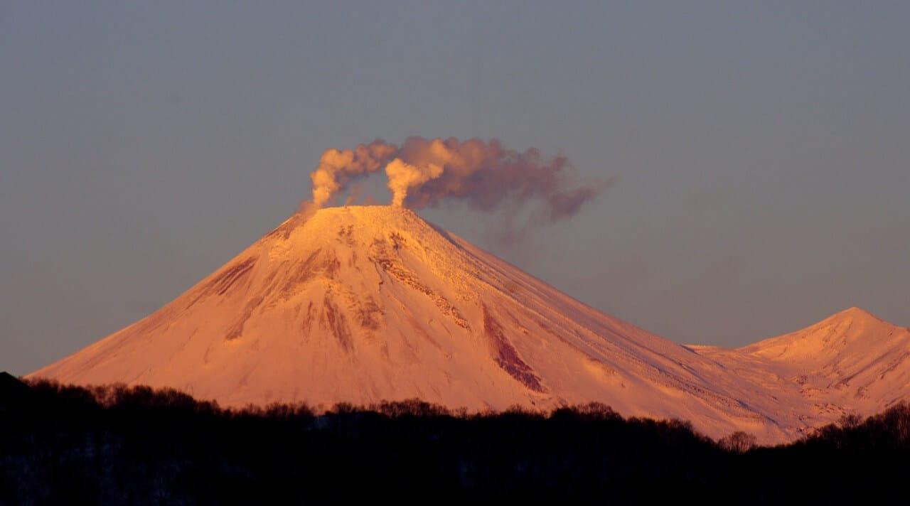 Die 10 größten Vulkanausbrüche der Welt