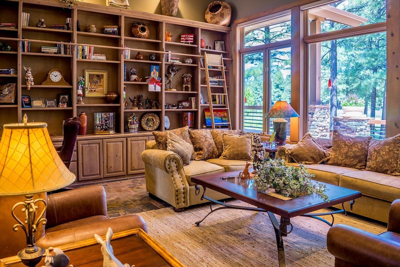 Einrichtung für die Wohnung: 10 Dekorationstipps für Jedermann
