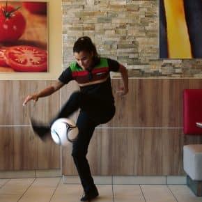 Zahlen oder Zocken: Burger King ruft zur Challenge auf [Sponsored Video]
