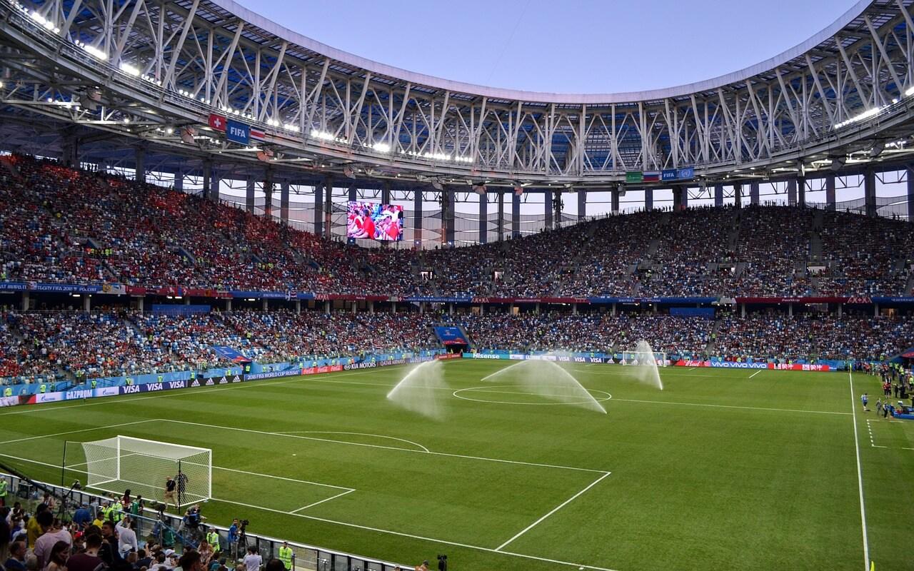 Die Trikots der Fußballweltmeister