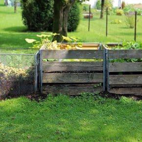10 Gründe für den eigenen Komposthaufen in Küche und Garten