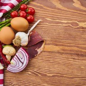 10 Nahrungsmittel mit hohem Proteingehalt