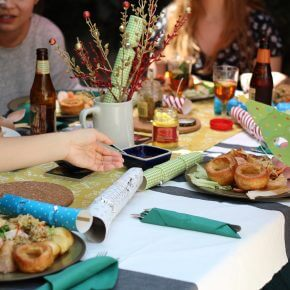 Die Top 10 Möglichkeiten, um einzigartige Tischsets zu gestalten